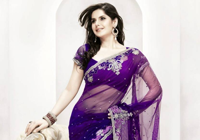 Wall Poster Zarine Khan Hot Paper Print Personalities Posters In