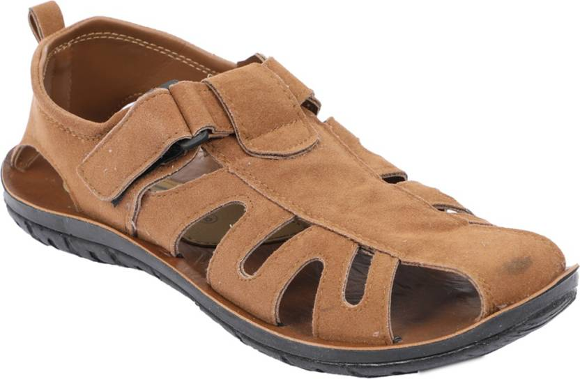 f3fdf1110f4 Lunar s Men Brown Sandals - Buy Lunar s Men Brown Sandals Online at Best  Price - Shop Online for Footwears in India