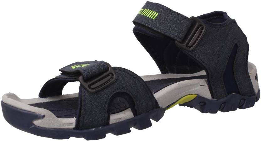fbf89369b686 Lancer Men Navy Sandals - Buy Navy Color Lancer Men Navy Sandals Online at  Best Price - Shop Online for Footwears in India