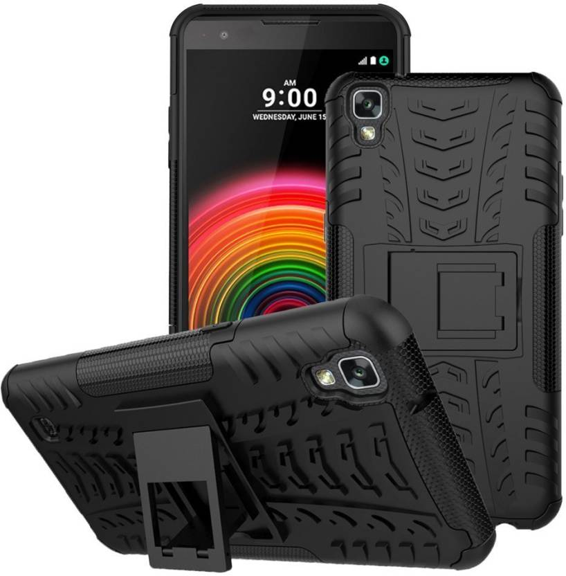 on sale e4cd5 bc385 Icod9 Back Cover for LG X Power