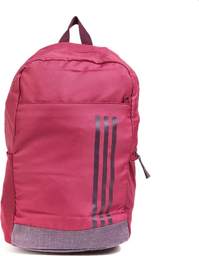ADIDAS Classic 3s 22 L Backpack Pink - Price in India  1ef8bae1f4e8f