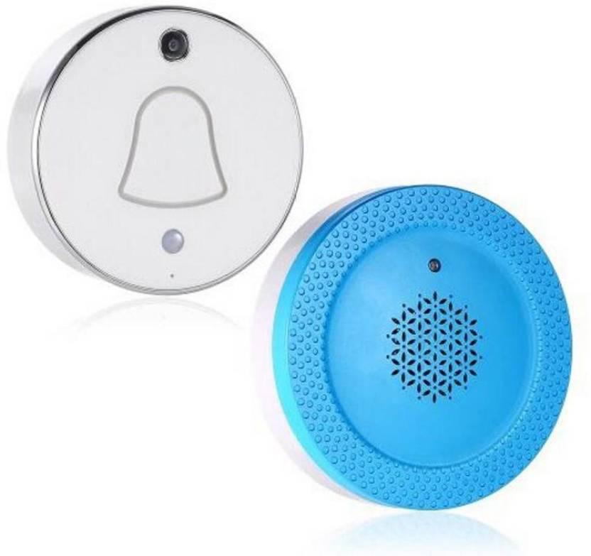 ShopyBucket Smart Mini door bell Wifi 2.4G Wireless Indoor doorbell ...