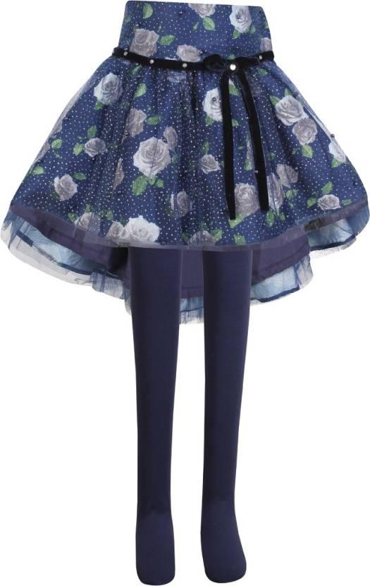 72bf2fe861 Cutecumber Girl's Party(Festive) Skirt Jegging Price in India - Buy ...