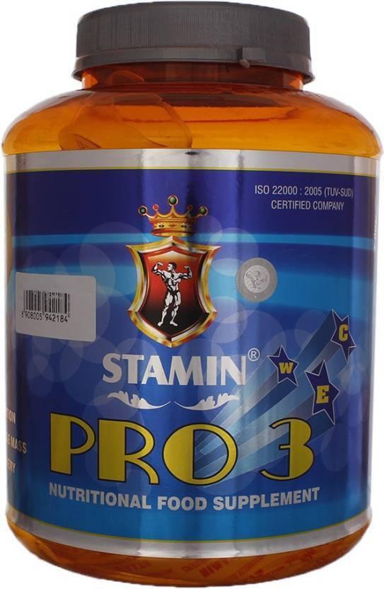 stamin pro 3 whey protein