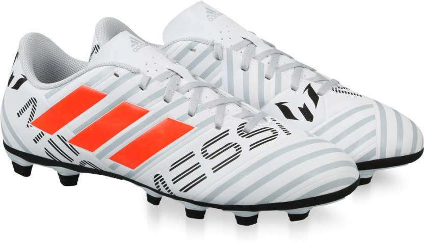 55dda06c9ea ADIDAS NEMEZIZ MESSI 17.4 FXG Football Shoes For Men - Buy FTWWHT ...