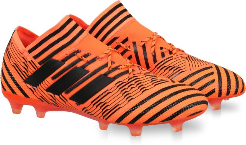 801f6df122ea ADIDAS NEMEZIZ 17.1 FG Football Shoes For Men - Buy SORANG/CBLACK ...