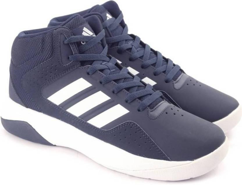 382d4d20a2e ADIDAS NEO CLOUDFOAM ILATION MID Basketball Shoes For Men - Buy ...