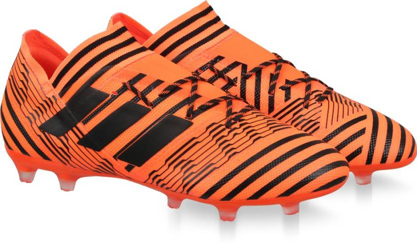 437bec297 ADIDAS NEMEZIZ 17.2 FG Football Shoes For Men - Buy SORANG/CBLACK ...