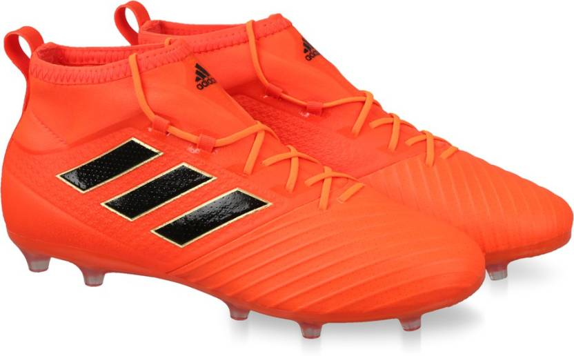 the best attitude 7aa55 89764 ADIDAS ACE 17.2 FG Football Shoes For Men (Orange)