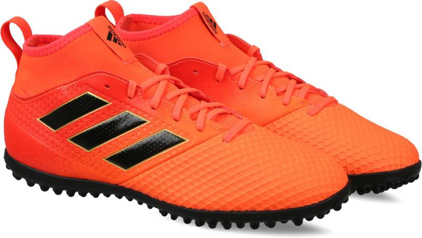 cheap for discount 43b2d f2028 ADIDAS ACE TANGO 17.3 TF Football Shoes For Men (Orange, Black)