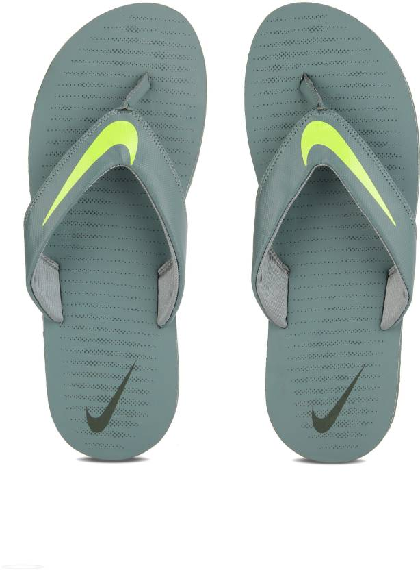 1551b62cf979cd Nike CHROMA THONG 5 Flip Flops - Buy HASTA BRIGHT CACTUS-GROVE GREEN Color  Nike CHROMA THONG 5 Flip Flops Online at Best Price - Shop Online for  Footwears ...
