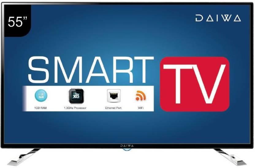 Daiwa 140cm (55 inch) Full HD LED Smart TV