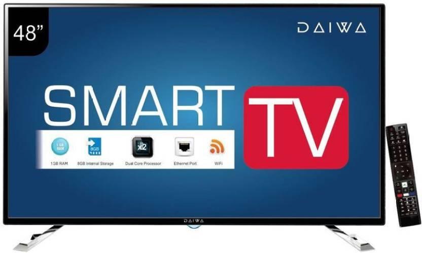 Daiwa 122cm (48 inch) Full HD LED Smart TV  (L50FVC5N)