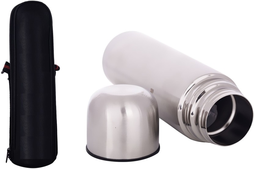 Double Walled Stainless Steel Water Bottle Vacuum Insulated Thermos Hot Cold