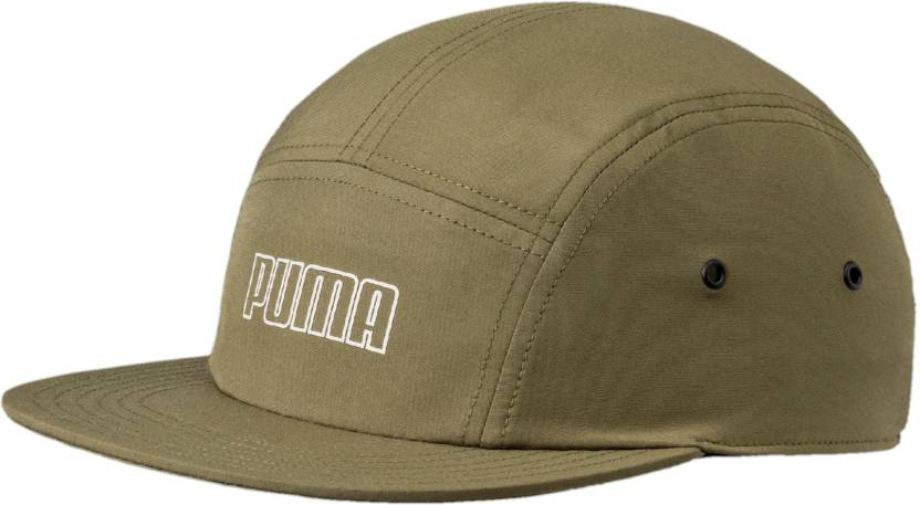 6043bbcaa8b Puma Printed ARCHIVE 5 panels Cap - Buy Puma Printed ARCHIVE 5 panels Cap  Online at Best Prices in India