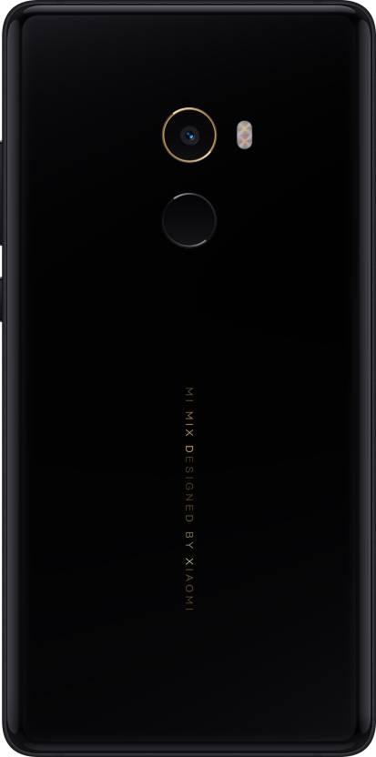 Mi Mix 2 (Black, 128 GB)