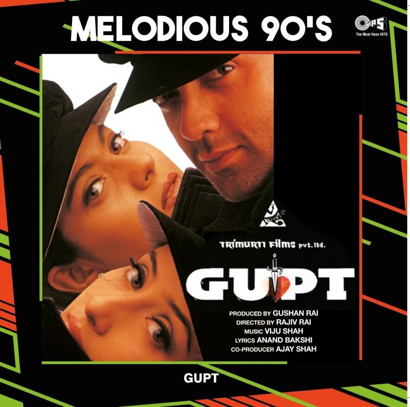 song of hindi film gupt