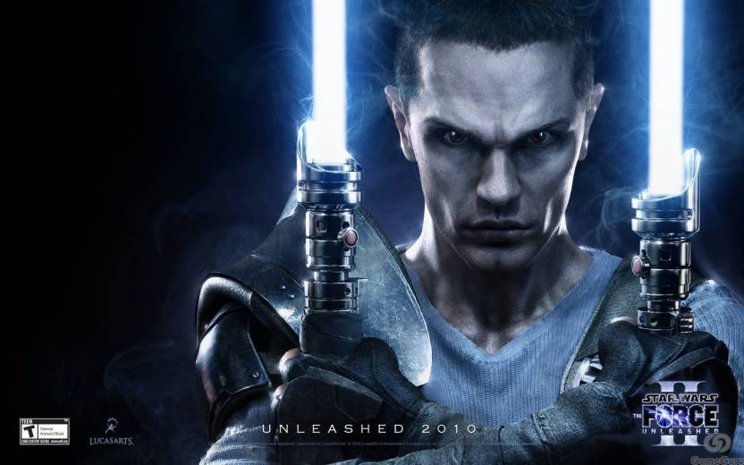 Akhuratha Wall Poster /-video-games-Star-Wars--The-Force-Unleashed