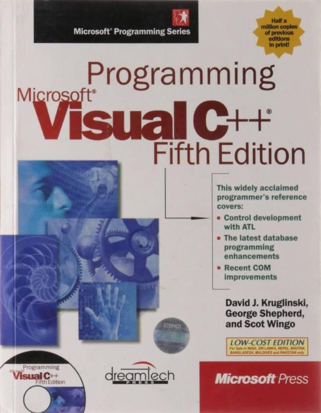 Programming Microsoft Visual C With Cd 5th Edition 5th Edition
