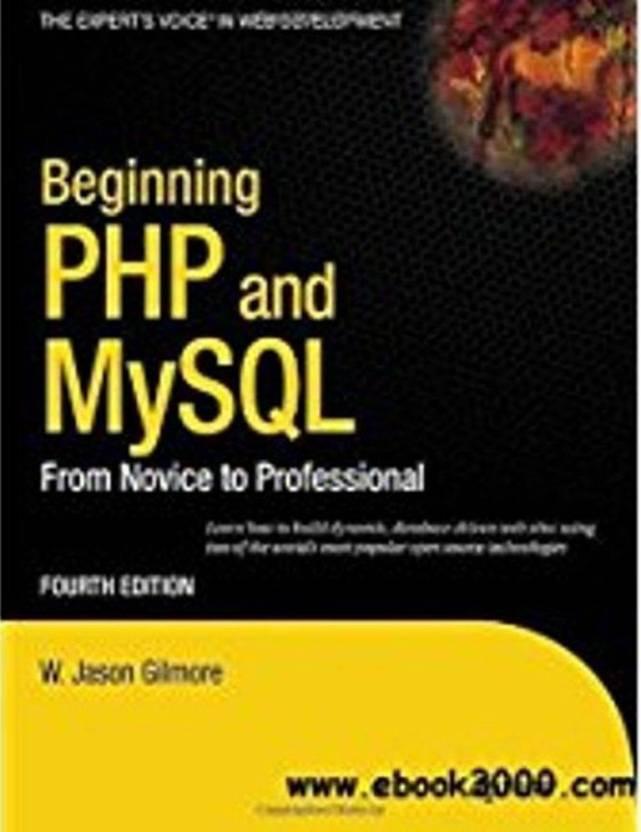 Beginning php and mysql, 4th edition hd pdf | appnee freeware group.