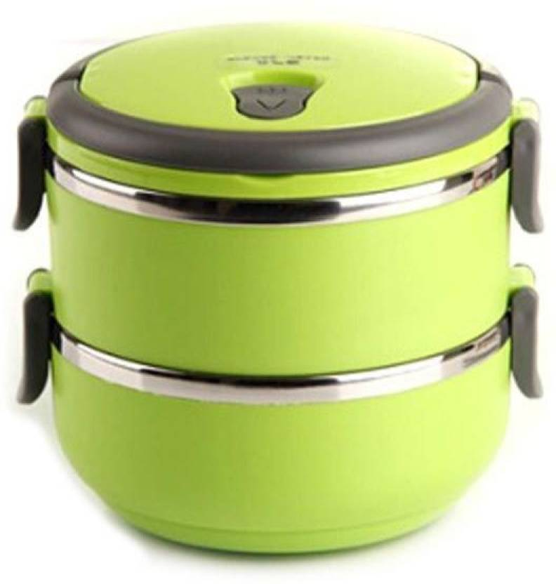 Flipkartcom Vibex 2 Layer Lunch Box Picnic Food Container