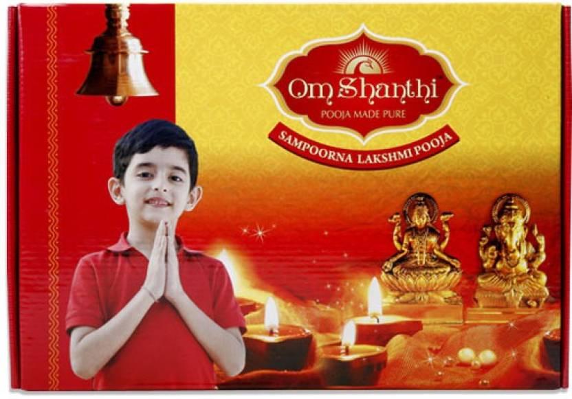 Om Shanthi Prayer Kit