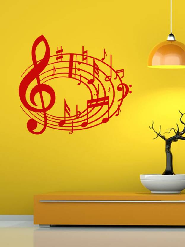 7364c81ef15 Decora Medium Music Sticker Price in India - Buy Decora Medium Music ...