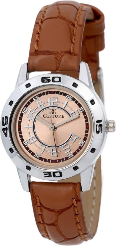 Gesture 7003-L Modest Watch  - For Women
