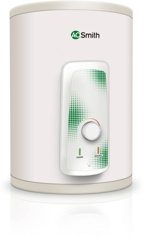 AO Smith 15 L Electric Water Geyser  (White, HSE-VAS-015)-9% OFF