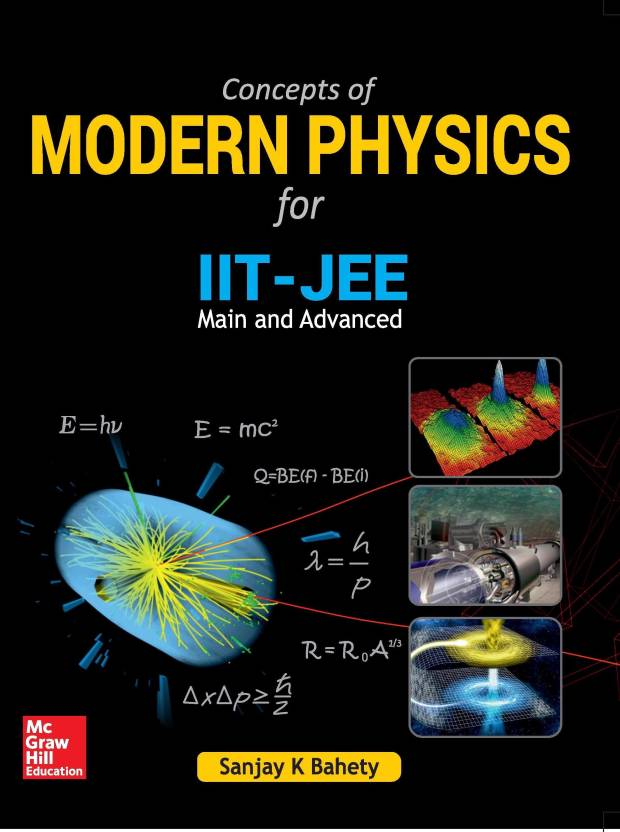 Concepts of Modern Physics for IIT-JEE (Main and Advanced)