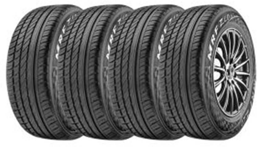 Mrf Mrf Zlo 185 70 R14 88t Tubeless Car Tyre Set Of 4 By Swastik