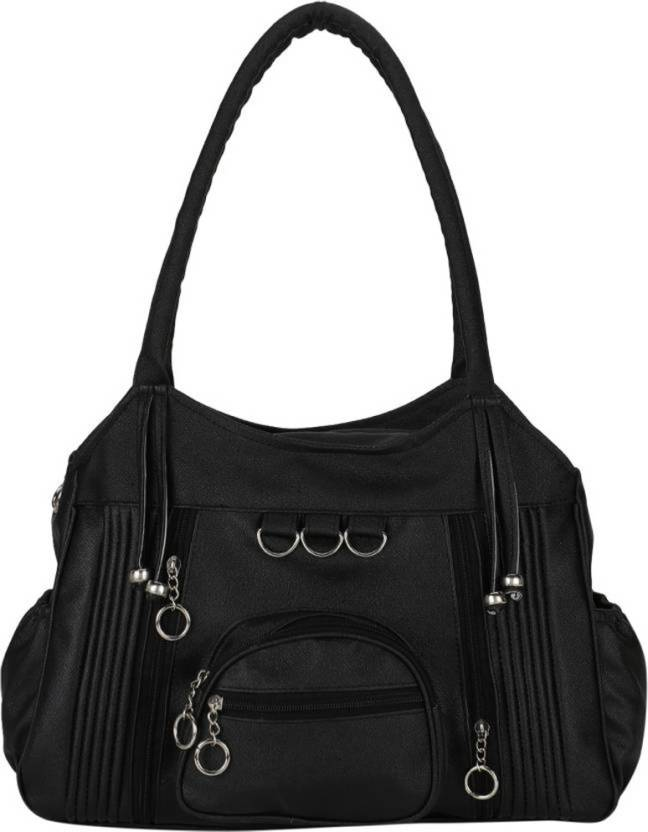 Buy Aj style Shoulder Bag black Online   Best Price in India ... ff220654a7