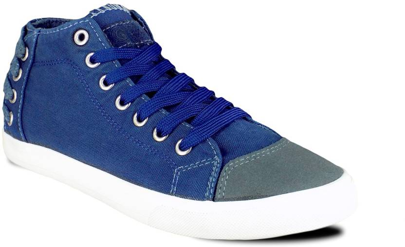 6bcbdde119d Ripley GBA Blue Sneakers Sneakers For Men - Buy Blue Color Ripley ...