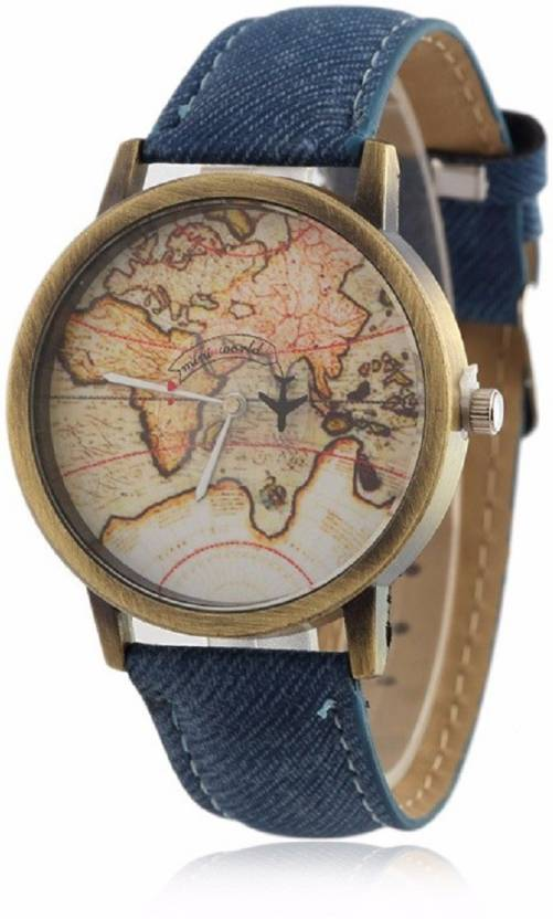Xinew moving plane world map xin 324 watch for men buy xinew xinew moving plane world map xin 324 watch for men gumiabroncs Gallery