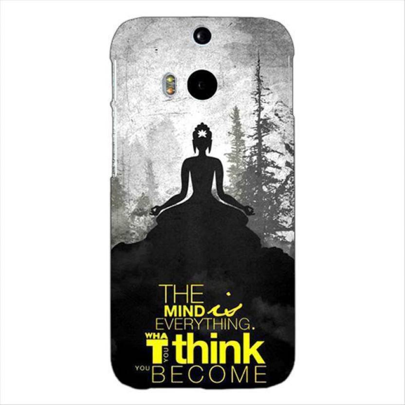 new product 61d81 d855e Ninja Cases Back Cover for HTC One M8 EYE - Ninja Cases : Flipkart.com