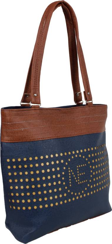 Buy Ayesha Fashions Hand-held Bag BLUE-30 Online   Best Price in ... 9643879217540