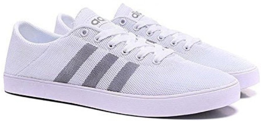 ADIDAS NEO White Solid Pace VS Sneakers