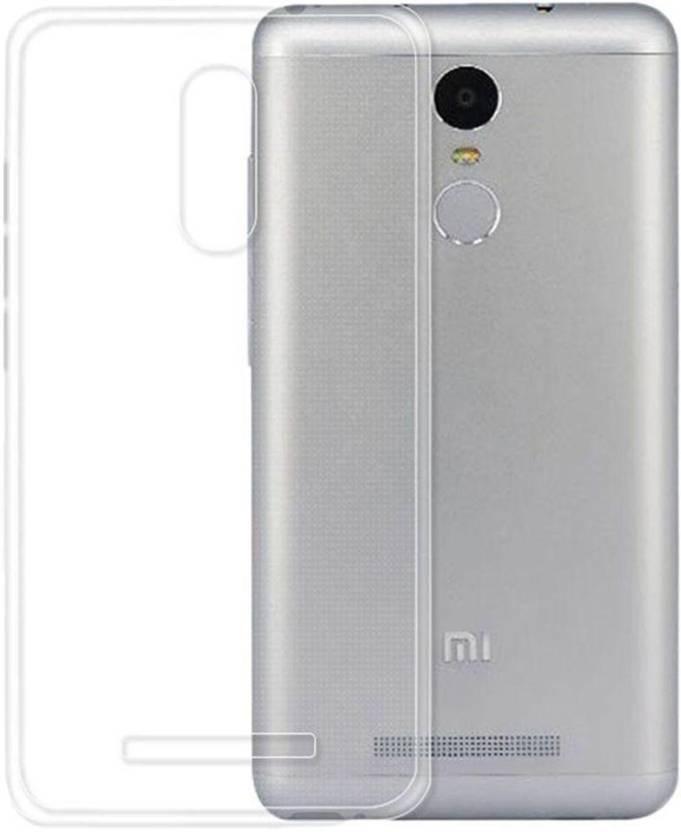 Mobirite Back Cover for Mi Redmi Note 3