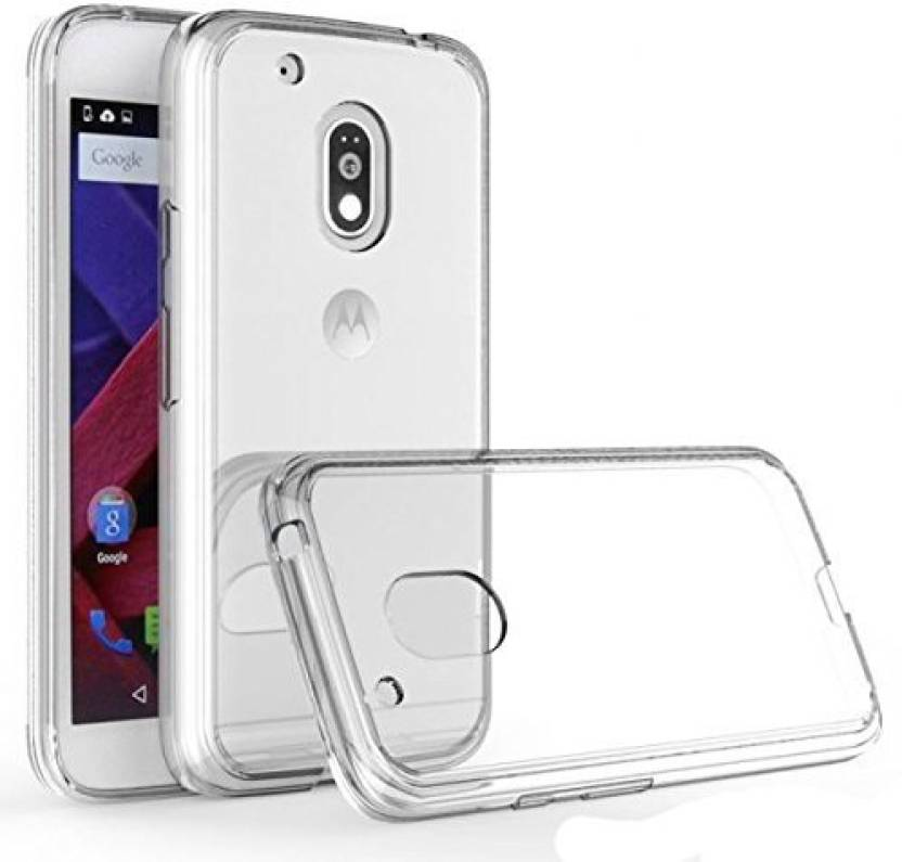 best cheap be4f3 d1afa iPaky Back Cover for Motorola Moto G (4th Generation) Plus - iPaky ...
