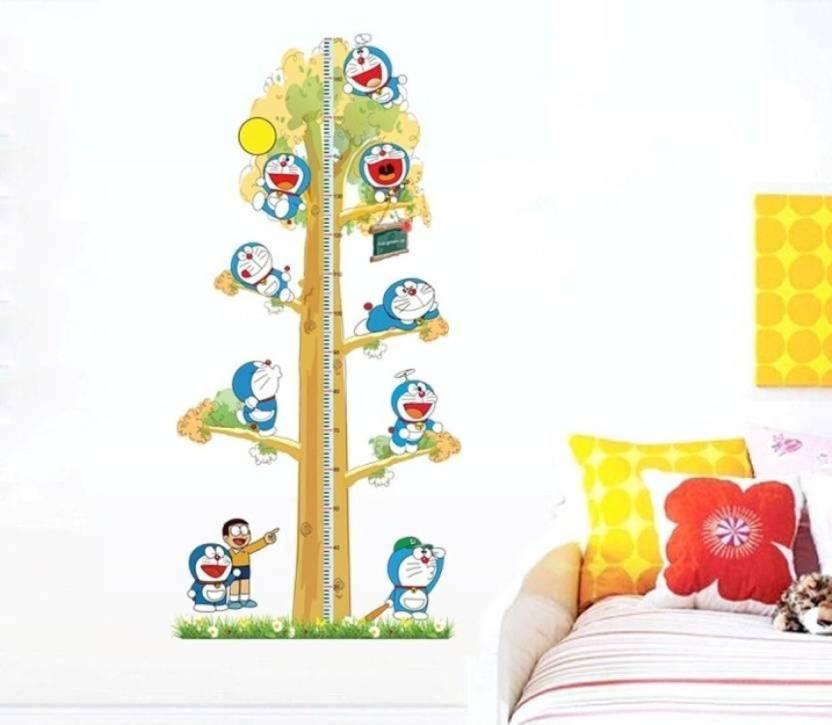 sree cart large wall sticker decals doraemon sticker price in india