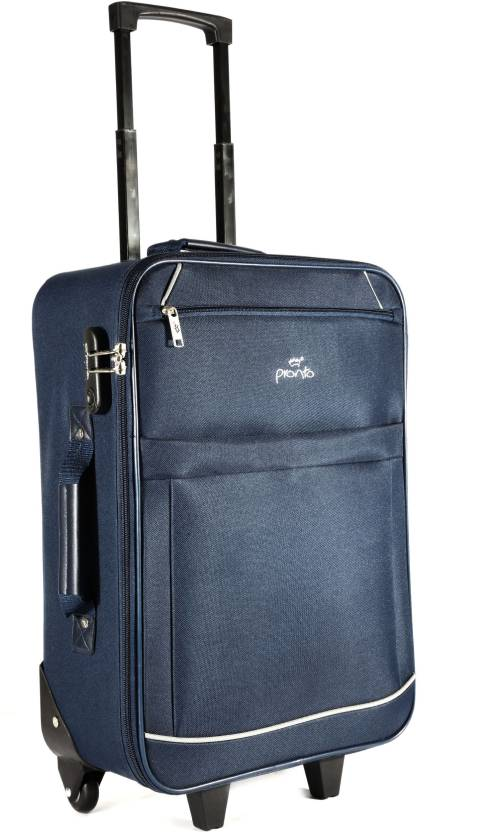 d1f07a72e Pronto Bali Cabin Luggage - 20 inch Navy Blue - Price in India ...