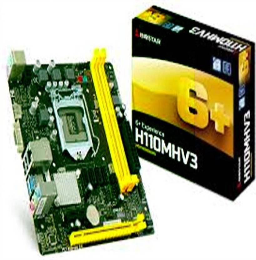 BIOSTAR H81MHV3 Motherboard - BIOSTAR : Flipkart com