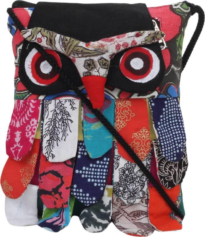 f62e58cf5e9d Atled Women s Sling Bag (Multi-Coloured) Sling Bag