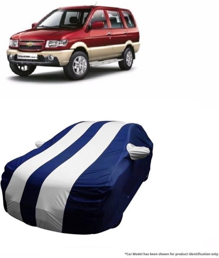 Flipkart Smartbuy Car Cover For Chevrolet Tavera With Mirror