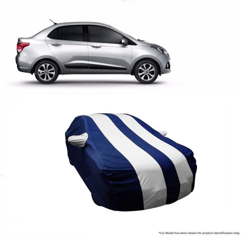 Flipkart Smartbuy Car Cover For Hyundai Xcent With Mirror Pockets