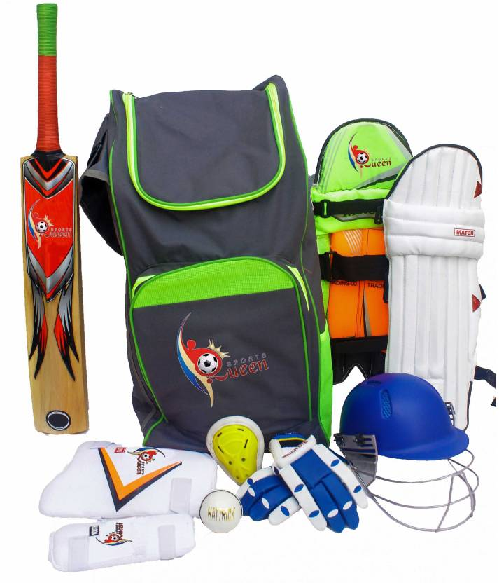 Queen Sports Industries 11 to 13 years Kids Size 6 Cricket