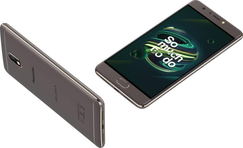 Panasonic Eluga Ray 700 (Mocha Gold, 32 GB)(3 GB RAM)