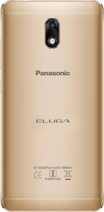 Panasonic Eluga Ray 700 (Champagne Gold, 32 GB)(3 GB RAM)