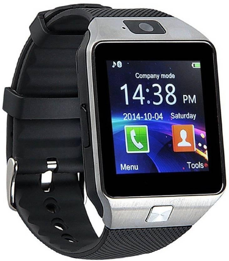 uflux Smart Watch With Sim and 32 GB Memory Card Slot Fitness Tracker Smartwatch Smartwatch