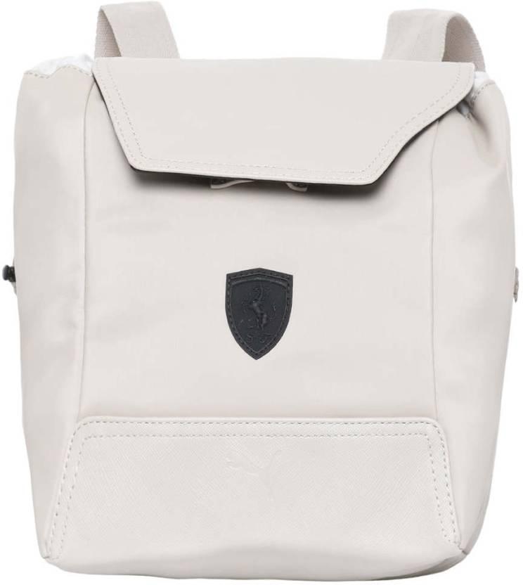 bdf41a4c64 Puma Ferrari LS Zainetto Backpack Backpack (White